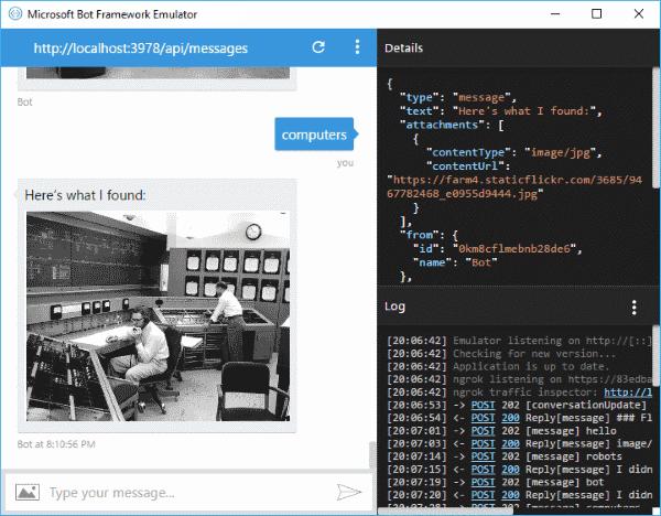 microsoft bot framework example