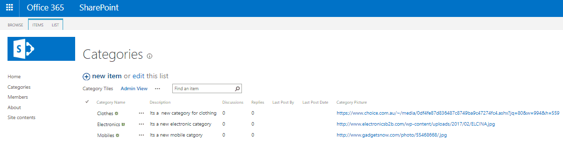 community site sharepoint online