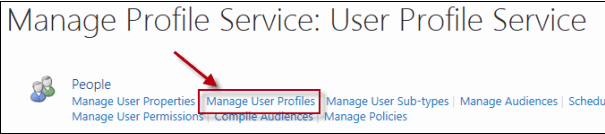 Configure User Profile Services to import Emails in SharePoint 2016