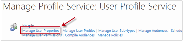 Configure User Profile Services to import Emails in SharePoint