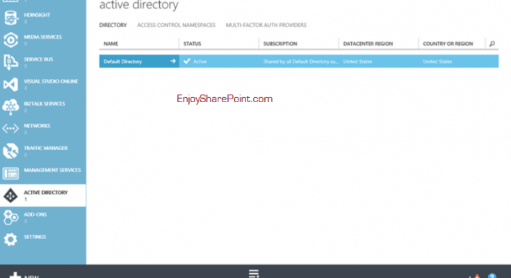 create-Microsoft-Azure-Active-Directory