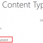 Create Content Type using JavaScript object model in SharePoint Online Office 365