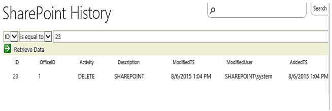 business connectivity services sharepoint 2013 step by step