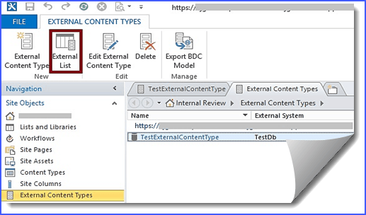 business connectivity services sharepoint 2010
