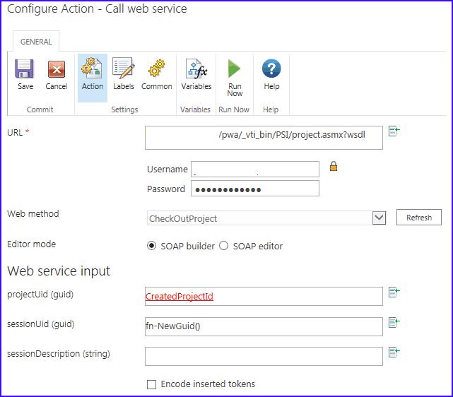 create project site using nintex workflow