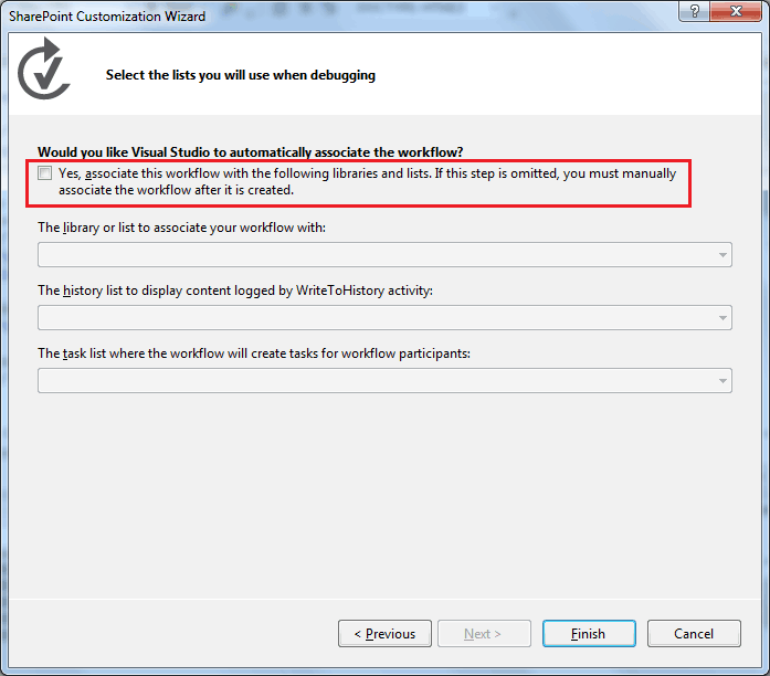 how to debug visual studio 2015 workflow sharepoint