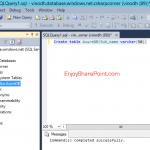 create configure SQl server microsoft azure 4