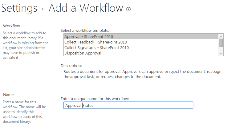 Workflow template sharepoint 2013 gallery template design ideas document approval workflow in sharepoint 2013 enjoysharepoint document approval workflow sharepoint 2013 online 1 maxwellsz maxwellsz