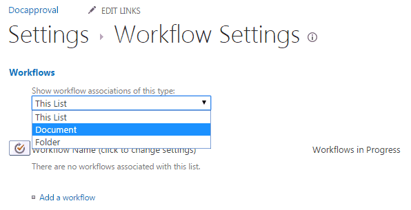 document approval workflow sharepoint 2013 online