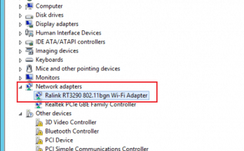 Enable Wireless Networking on Windows Server 2012 R2