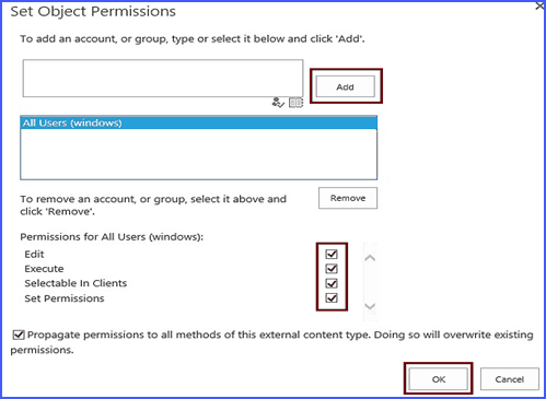 bcs sharepoint 2013 example