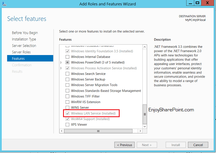 Wireless Network Adapter Not Working In Windows Server 2012 R2