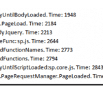 javascript load output sharepoint 2013.png