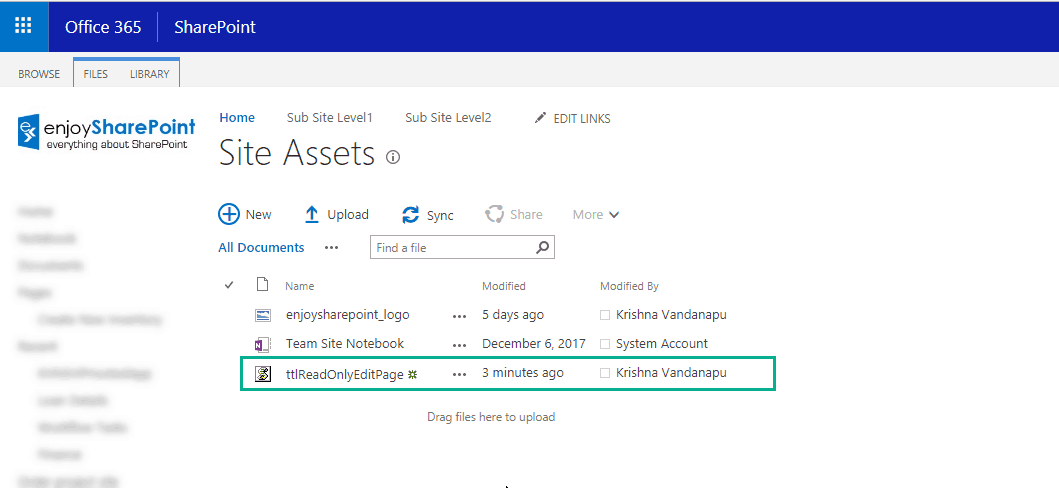Make Title field read only in SharePoint list edit form using JSLink