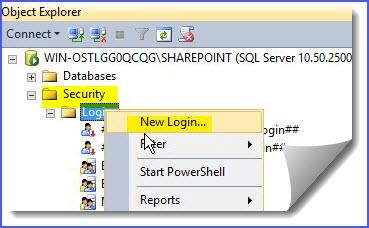 message from external system login failed