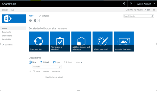 Project Server 2016 SharePoint 2016