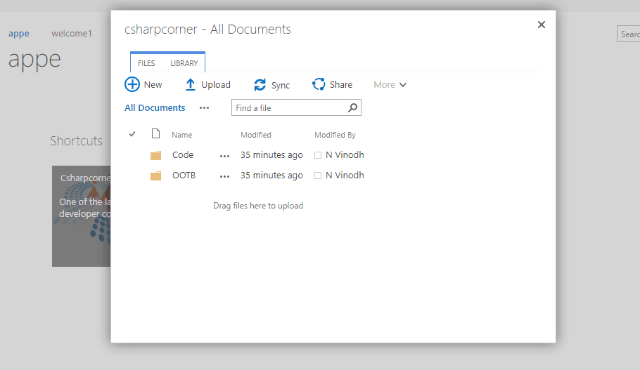 edit promoted links in sharepoint online