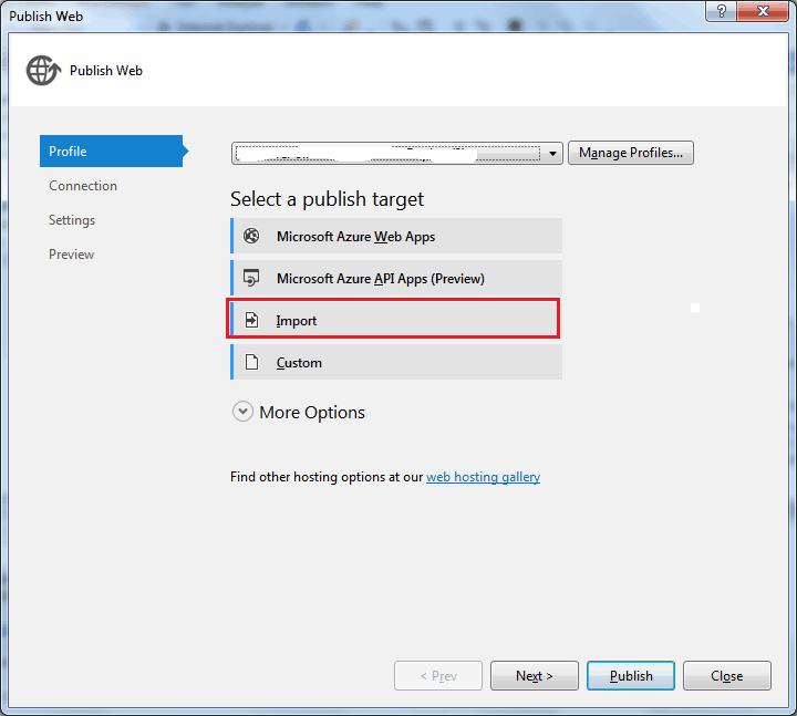 deploy web api Azure sharepoint