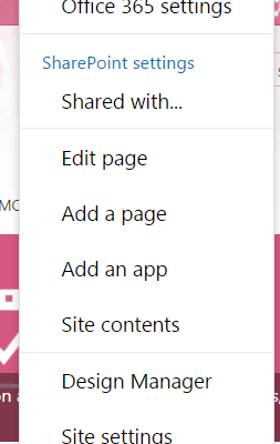 SharePoint online Remove items from Site Actions menu using JavaScript object model