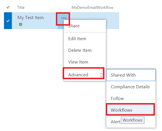 sharepoint online workflow email activity
