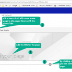 sharepoint online create and set modern page as homepage