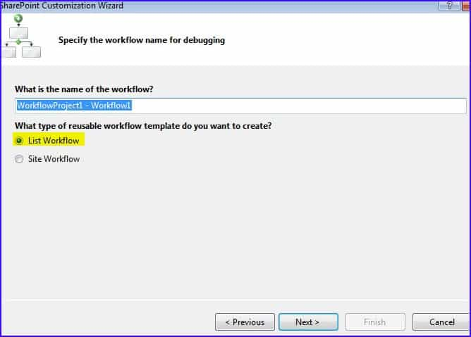 sequential workflow in sharepoint 2013 using visual studio
