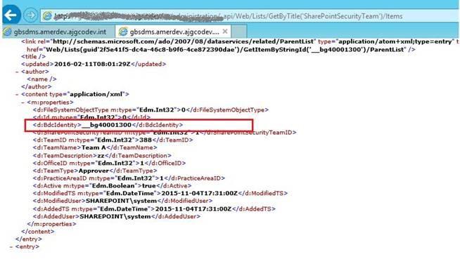 sharepoint 2013 business data list web part