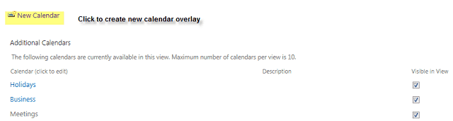 sharepoint 2013 calendar display template