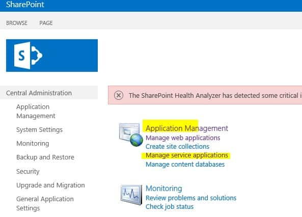 sharepoint 2013 connect to external data source