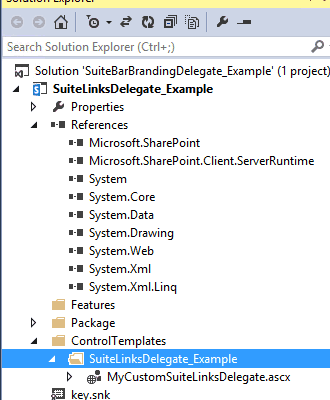 sharepoint 2013 custom SuiteLinks Delegate Control.png