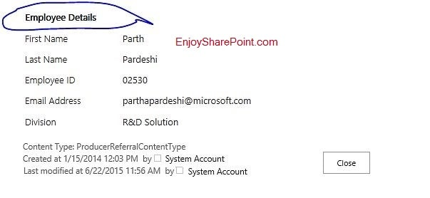 sharepoint 2013 make field read only jquery
