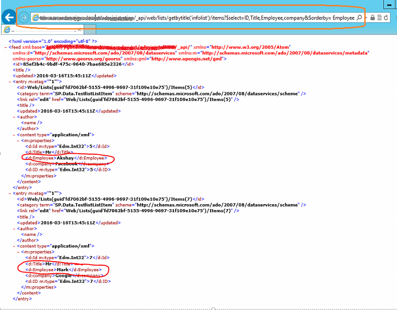 sharepoint 2013 rest api filter contains