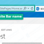 sharepoint 2013 suite bar branding