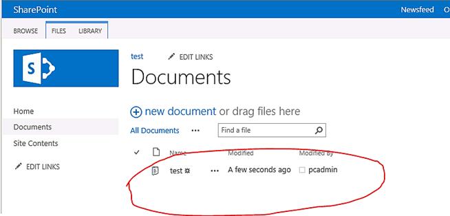 upload document to SharePoint document library programmatically using CSOM