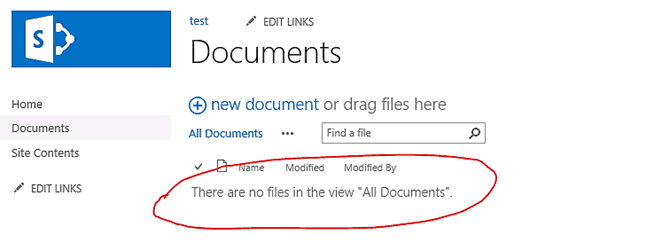 upload document to SharePoint document library programmatically