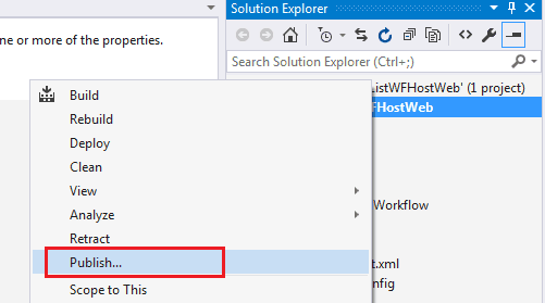 sharepoint 2013 workflow visual studio example