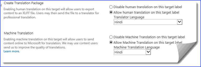 How to make a SharePoint site multilingual