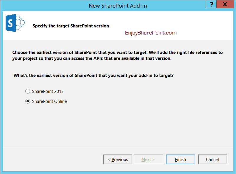 The required version of SharePoint Foundation or SharePoint Server is not installed on this system sharepoint 2016