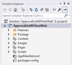 SharePoint 2013 visual studio 2015 workflow