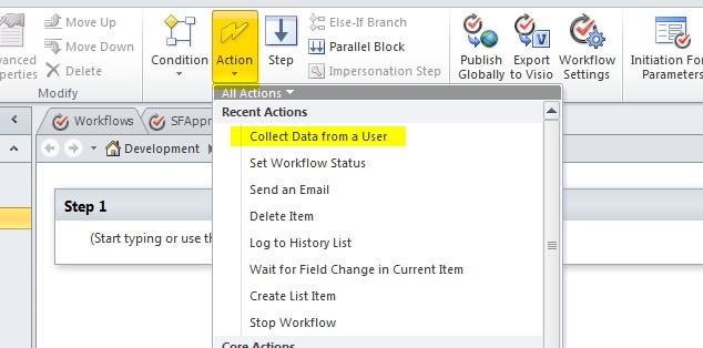 sharepoint approval workflow 2010