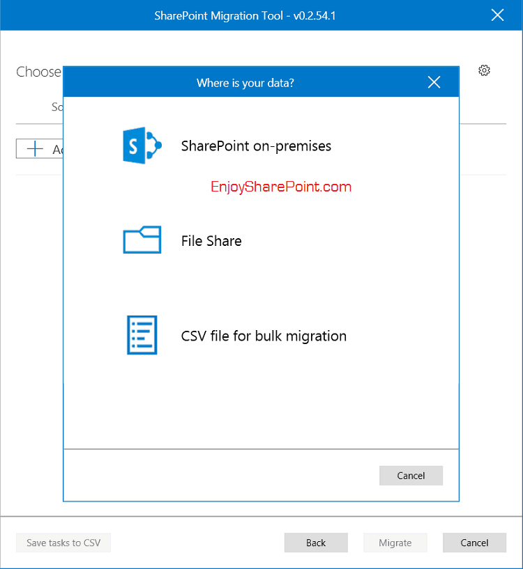 migrate from SharePoint 2013 to SharePoint online