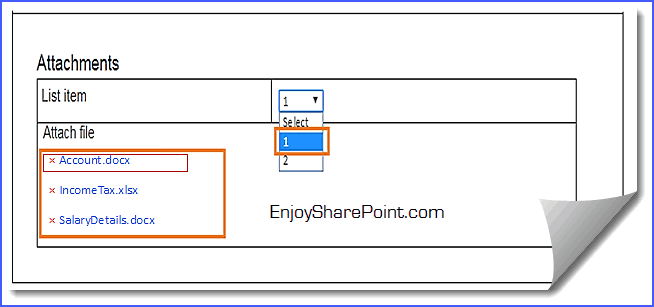 How to Delete a SharePoint List Item Attachment using Rest API