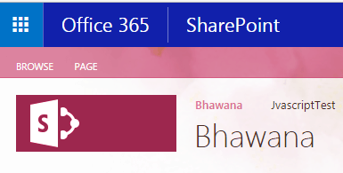 sharepoint 2013 hide browse and page tab