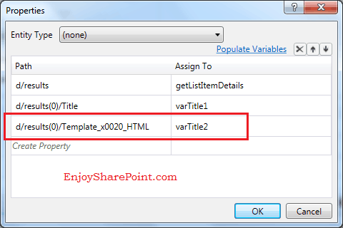 Invalid text value. A text field contains invalid data