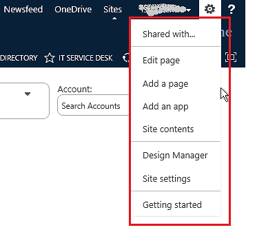 SharePoint 2013 custom action menu using CSOM