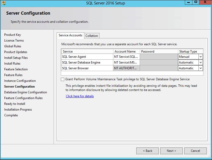 sql server 2016 step by step pdf