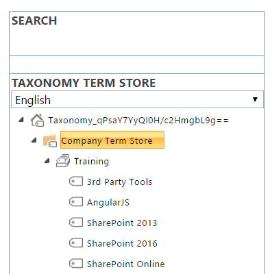 retrieve term store data using .Net managed object model