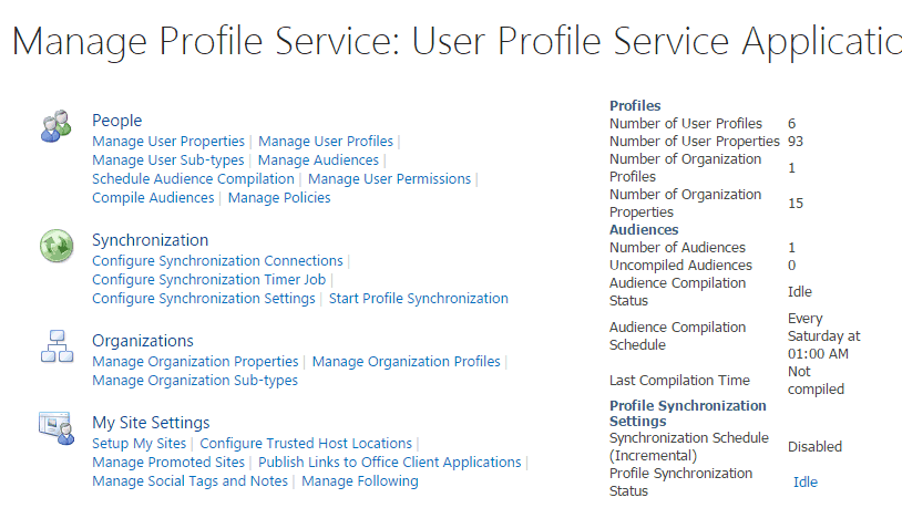 user profile synchronization service sharepoint 2013 1