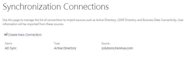creating user profile service application in sharepoint 2013