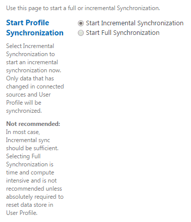 user profile synchronization service sharepoint 2016 7